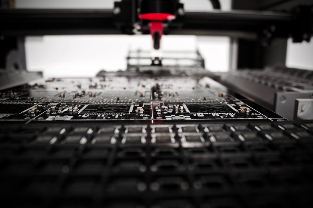 Steuerkarte Phoenix Maschinenbau